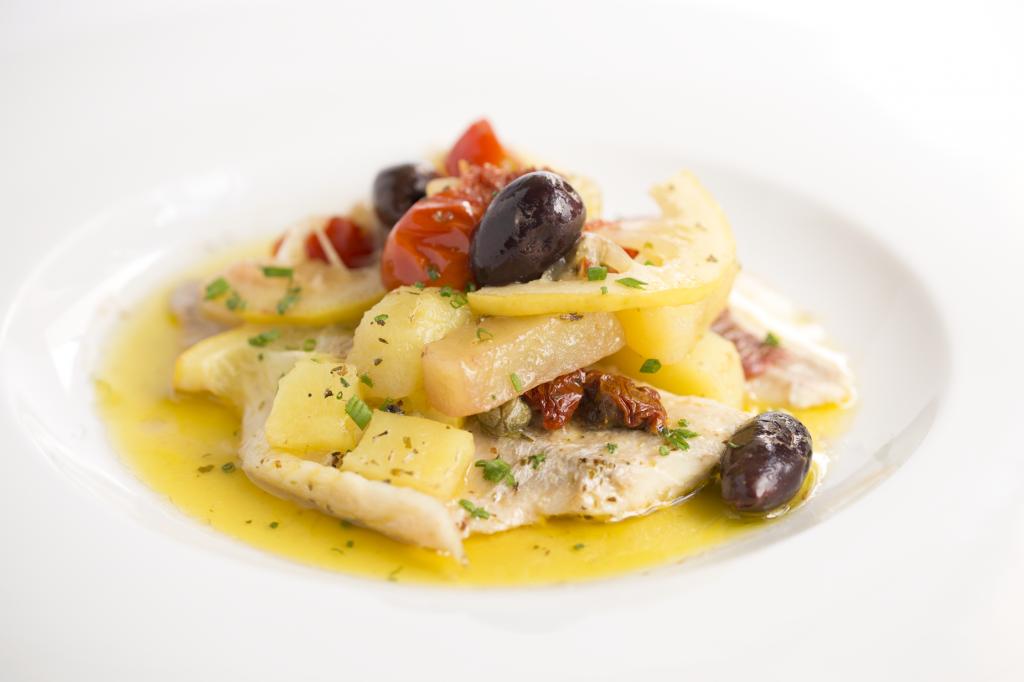 Tasty Dish at Leonardo restaurant | Leonardobansko