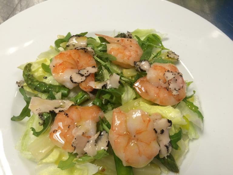 Italian seafood specialties | Leonardo Bansko
