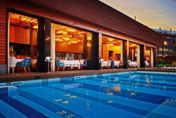 Pool in Aqua Complex Leonardo