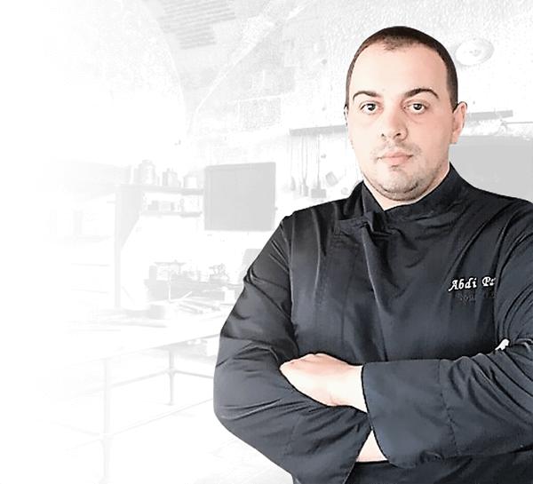 Главен готвач - Шеф Абди