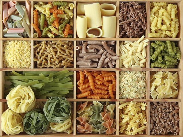 Different types of Italian pasta | Leonardo Bansko