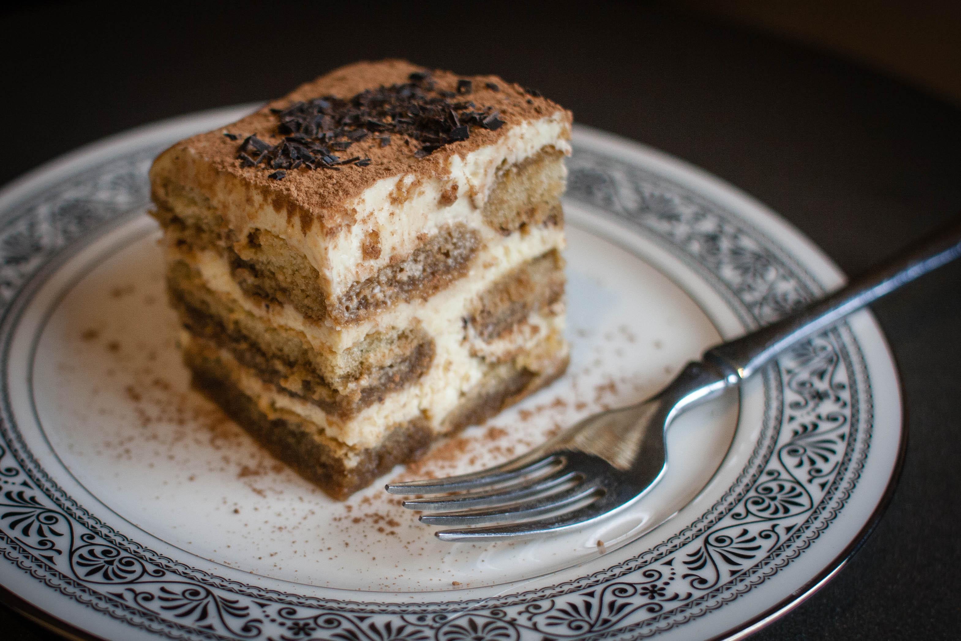 Tiramisu - Italian recipe | Leonardo Bansko
