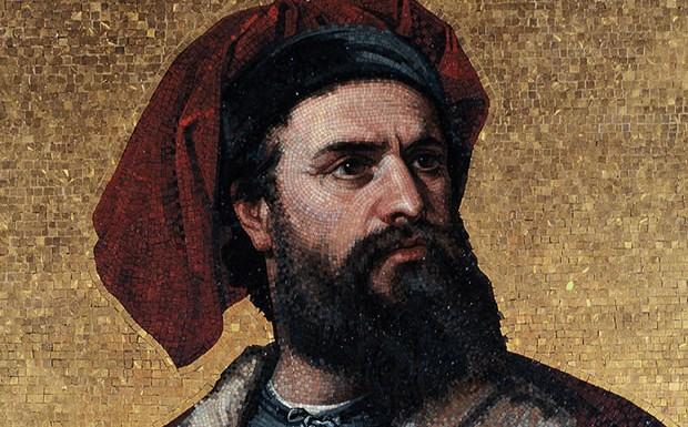 Марко Поло и италианската паста | Leonardo Bansko