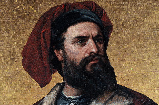 Marco Polo and the Italian paste | Leonardo Bansko