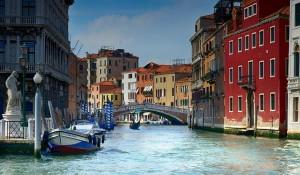 Landscape from Venice | Leonardo Bansko