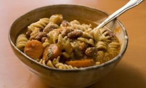 Minestra (soup in a pot) - Italian dish | Leonardo Bansko