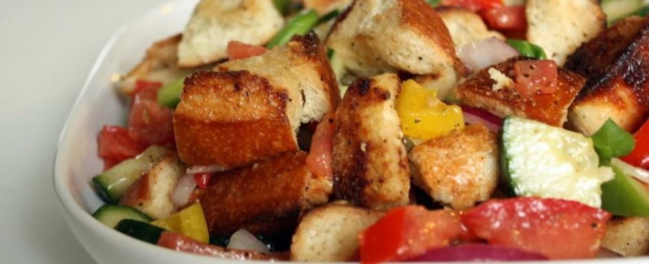 Панцанела - италианско ястие | Leonardo Bansko
