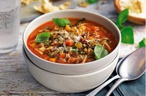 Classical Minestrone Soup | Leonardo