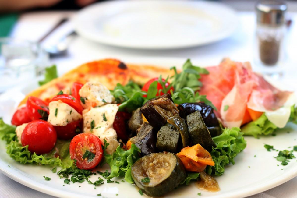 Salad Antipasto | Leonardo Bansko