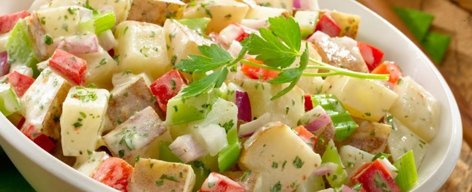 Italian salads | Leonardo Bansko