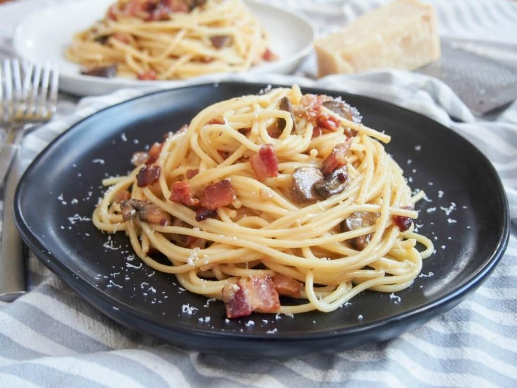 Спагети alla Carbonara | Leonardo Bansko