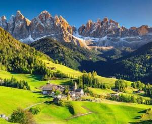 Region of Italian cuisine - Trentino