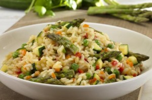 Delicious Italian risotto