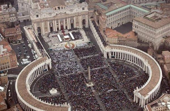 Vatican | Leonardo Bansko