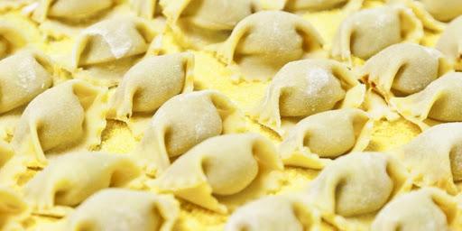 Italian Agnolotti from Piedmont