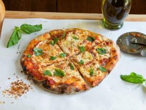 Pizza from Campania region