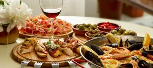 Italian specialty from Sardinia