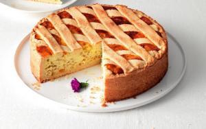 Dessert from the Campania region
