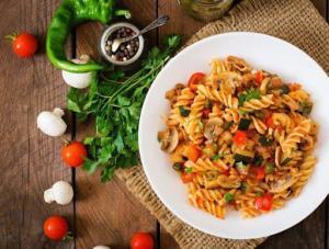 Pasta from the Campania region