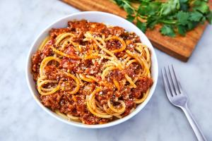 Bolognese dish from Emilia-Romagna