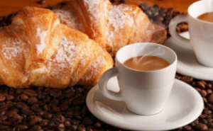 Какво да похапнем след сутрешно италианско кафе?
