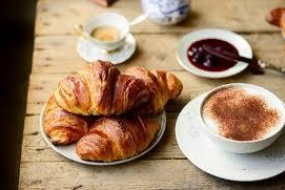 What to eat after morning Italian coffee?